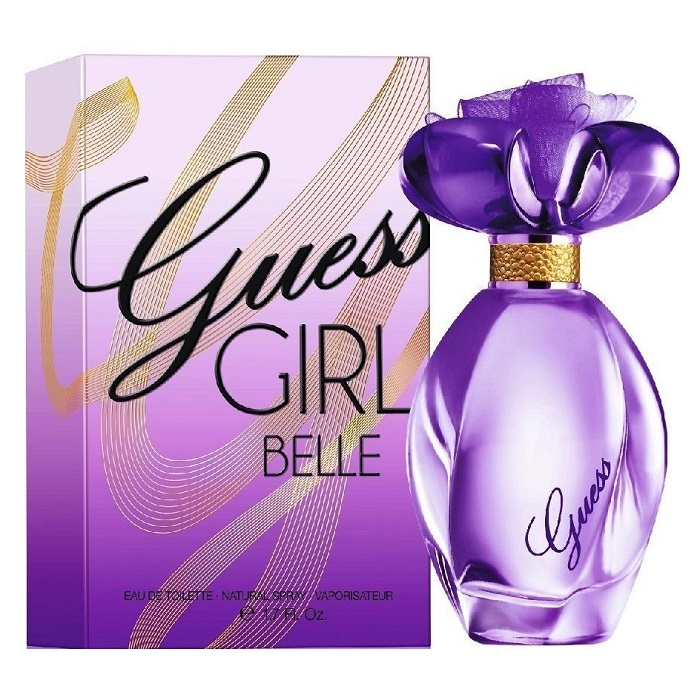 Guess Girl Belle Perfume by Guess 3.4oz Eau De Toilette spray for women