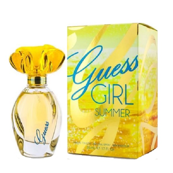 Guess Girl Summer Perfume by Guess Marciano 1.7oz Eau De Toilette spray for Women