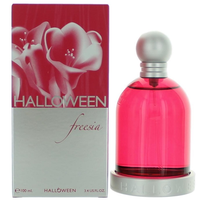 Halloween Freesia Perfume by Jesus Del Pozo 3.4oz Eau De Toilette spray for women