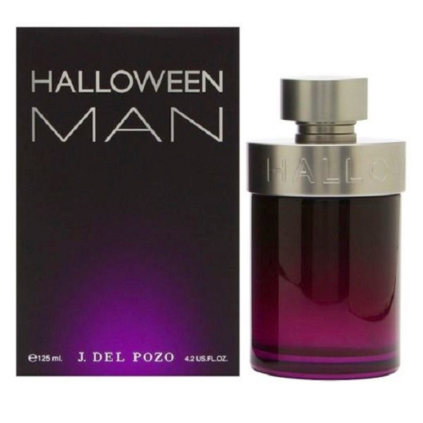Halloween Man Cologne by Jesus Del Pozo 4.2oz Eau De Toilette spray for men