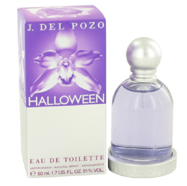 Halloween Perfume by Jesus Del Pozo 1.7oz Eau De Toilette Spray for women