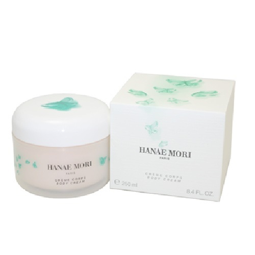 Hanae Mori Body Cream by Hanae Mori 8.4oz for women