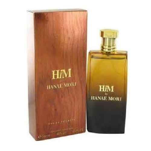 Hanae Mori Him Cologne by Hanae Mori 3.4oz Eau De Parfum spray for Men