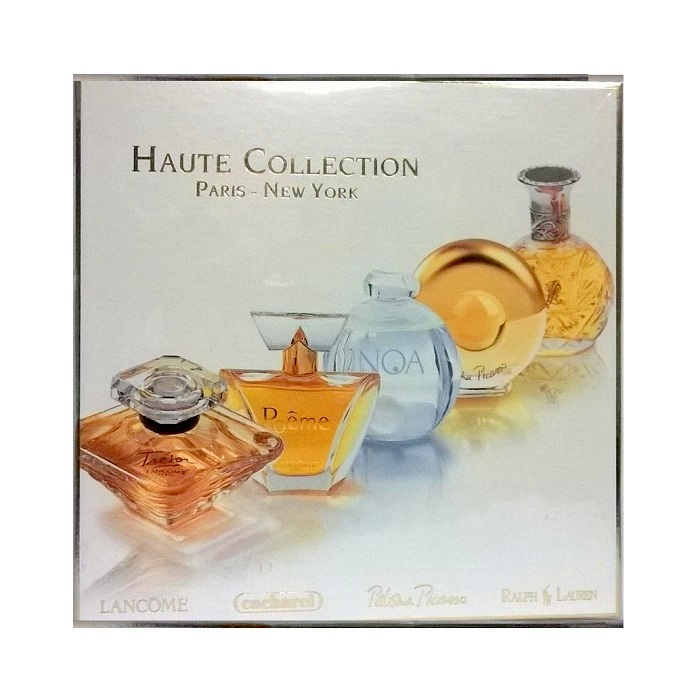 Haute Collection Gift Set - 5 Mini for women