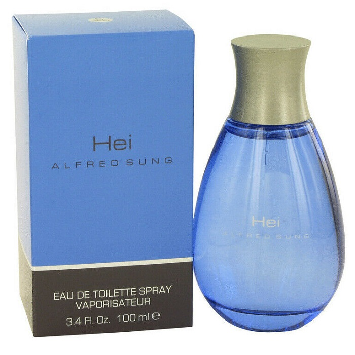 Hei Cologne by Alfred Sung 3.4oz Eau De Toilette Spray for men