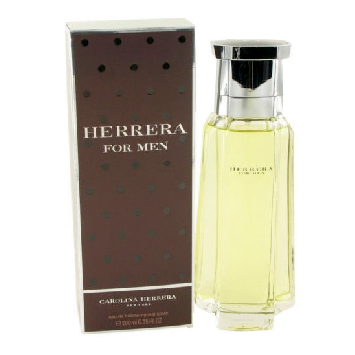 Herrera Cologne by Carolina Herrera 6.7oz Eau De Toilette spray for men