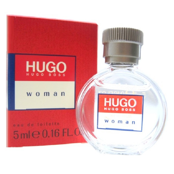 Hugo Mini Perfume by Hugo Boss 0.17oz / 5ml Eau De Toilette for Women