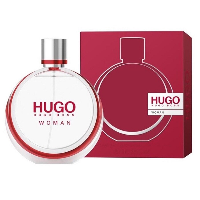 Hugo Perfume by Hugo Boss 2.5oz Eau De Parfum Spray for women
