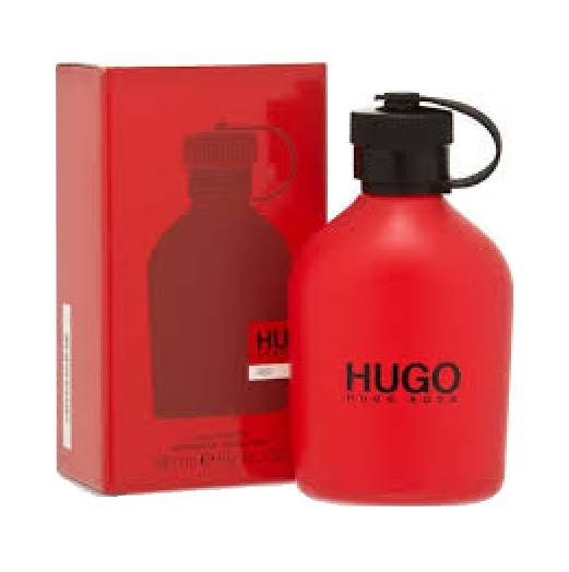 Hugo Red Cologne by Hugo Boss 2.5oz Eau De Toilette spray for Men