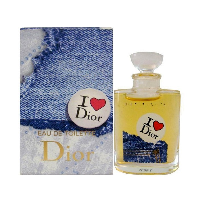 I Love Dior Mini Perfume by Christian Dior 0.17oz / 5ml Eau De Parfum for Women