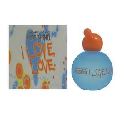 Cheap and Chic I Love Love Mini Perfume by Moschino 5ml Eau De Toilette for Women