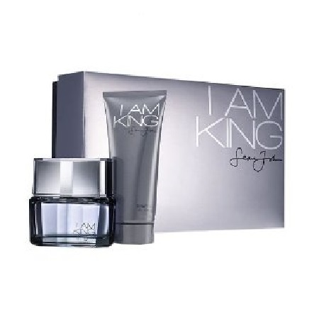 I am king Gift Set by Sean John for Men (1.7oz EDT + 3.4oz A/S Balm)