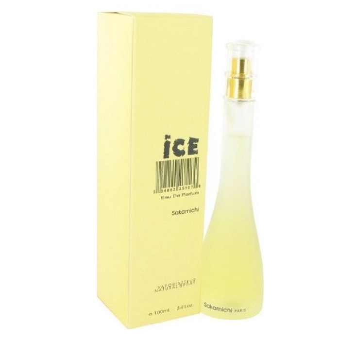 Ice Perfume by Sakamichi 3.4oz Eau De Parfum spray for Women