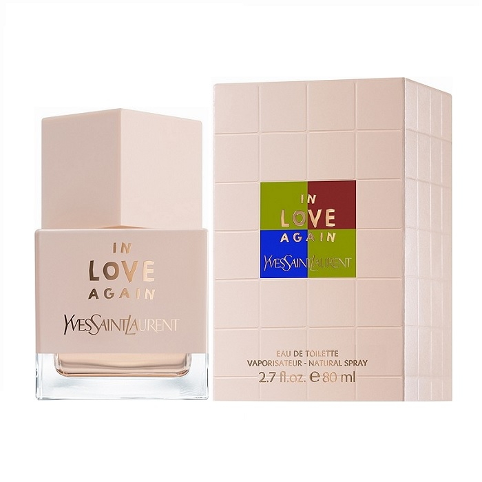 In Love Again Perfume by Yves Saint Laurent 2.7oz Eau De Toilette spray for women