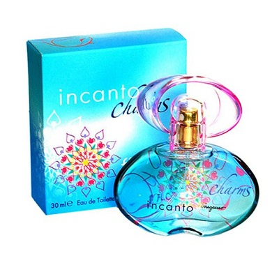 Incanto Charms Perfume by Salvatore Ferragamo 3.4oz Eau De Toilette spray for Women