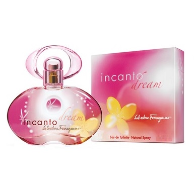 Incanto Dream Perfume by Salvatore Ferragamo 3.4oz Eau De Toilette spray for Women