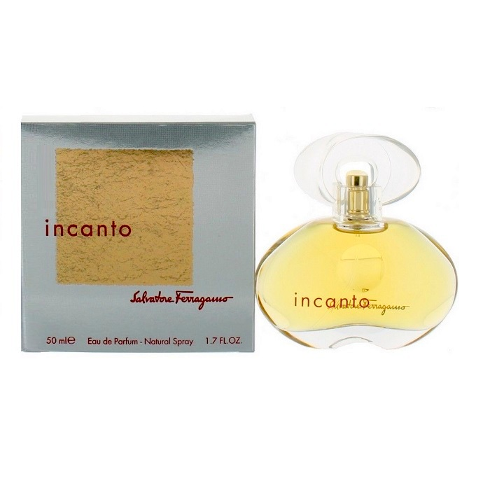 Incanto Perfume by Salvatore Ferragamo 1.7oz Eau De Parfum spray for Women