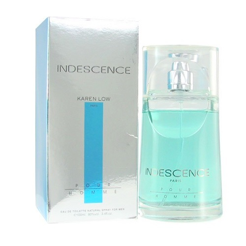 Indescence Cologne by Karen Low 3.4oz Eau De Toilette spray for Men