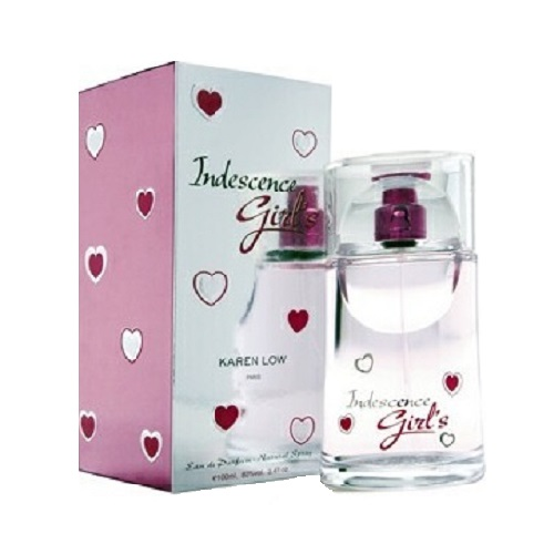 Indescence Girl's Perfume by Karen Low 3.4oz Eau De Parfum spray for Women