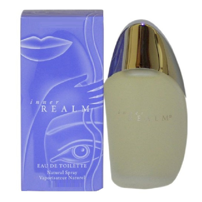 Inner Realm Perfume by Erox 2.5oz Eau De Toilette spray for women