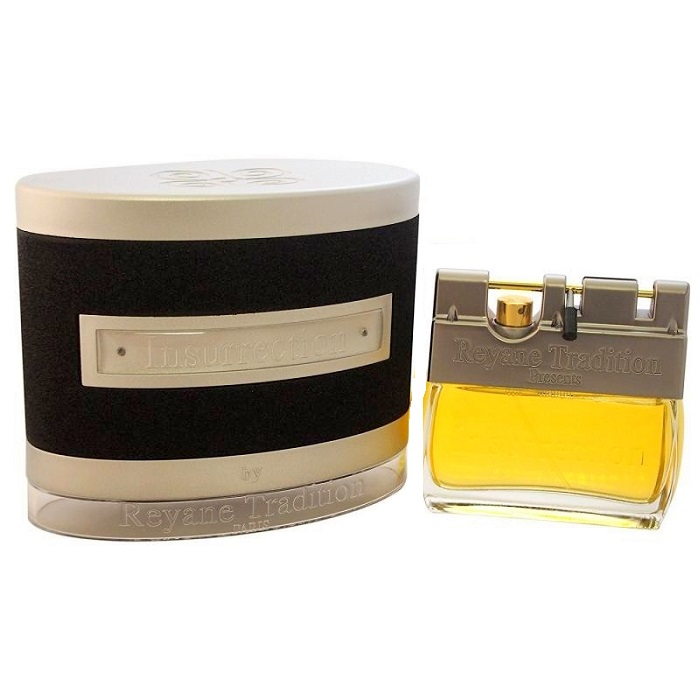 Insurrection Gold Cologne by Reyane Tradition 3.4oz Eau De Toilette spray for men