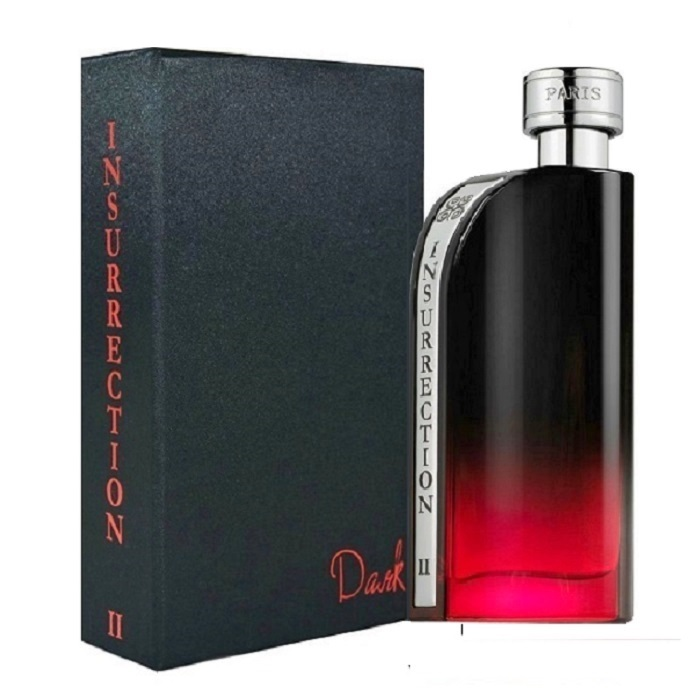 Insurrection II Dark Cologne by Reyane Tradition 3.4oz Eau De Toilette Spray for men