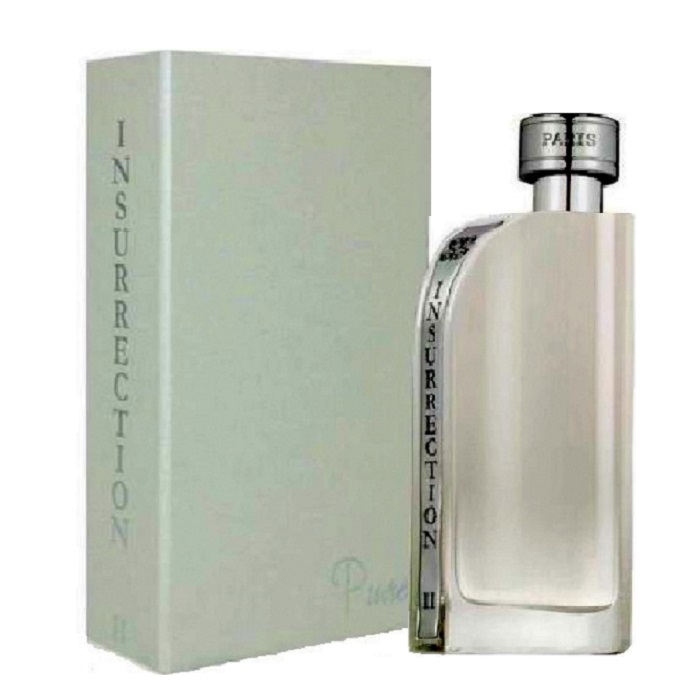 Insurrection II Pure Cologne by Reyane Tradition 3.4oz Eau De Toilette spray for men