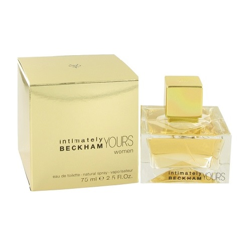 Intimately Beckham Yours Perfume by David Beckham 2.5oz Eau De Toilette spray for Women