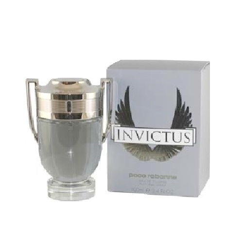 Invictus Cologne by Paco Rabanne 3.4oz Eau De Toilette spray for men