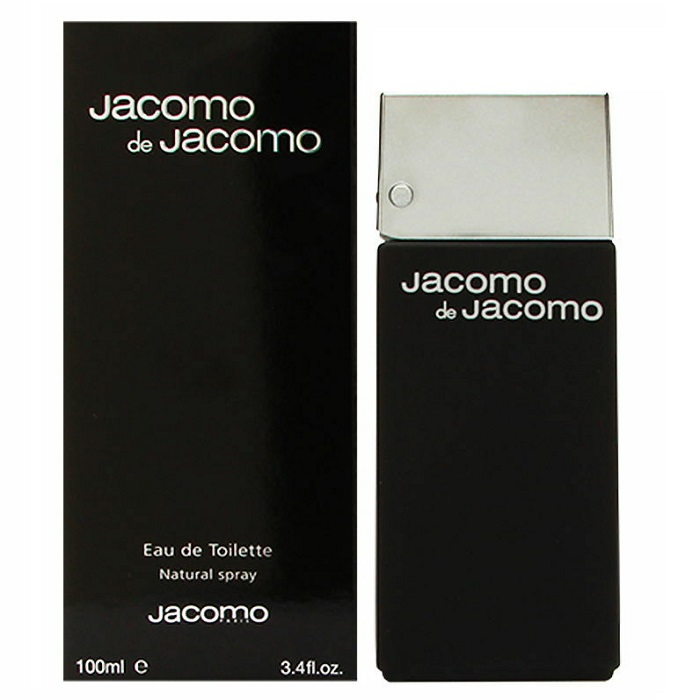 Jacomo De Jacomo Cologne by Jacomo 3.4oz Eau De Toilette Spray for men