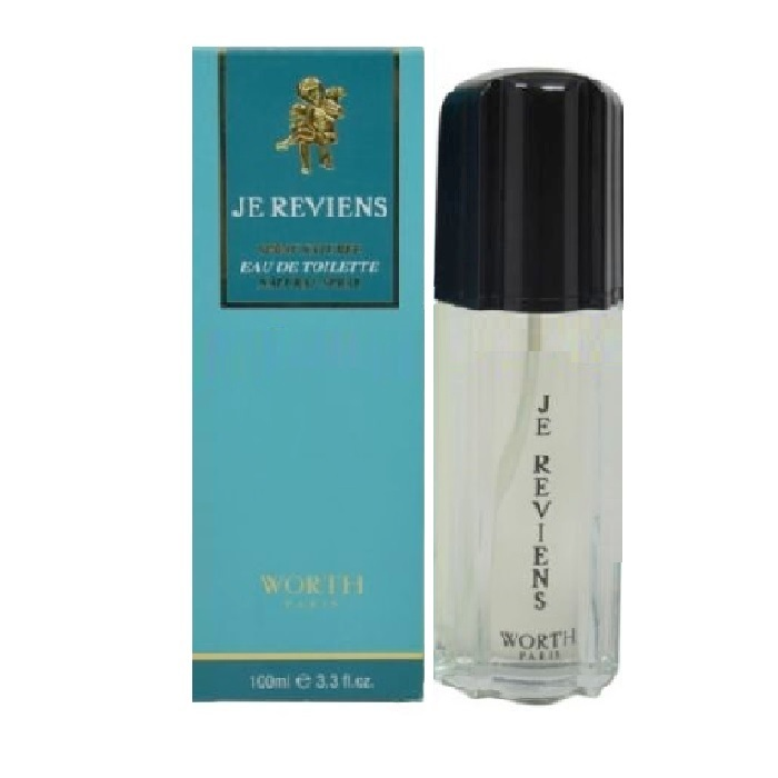 Je Reviens Worth Perfume by Worth 3.3oz Eau De Toilette spray for Women