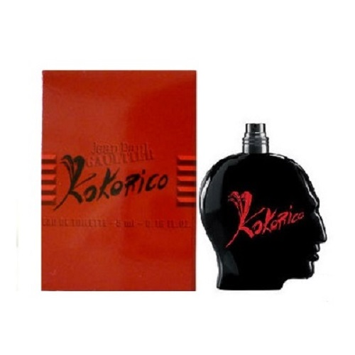 Jean Paul Gaultier Kokorico Mini Cologne by Jean Paul Gaultier 5ml Eau De Toilette for Men