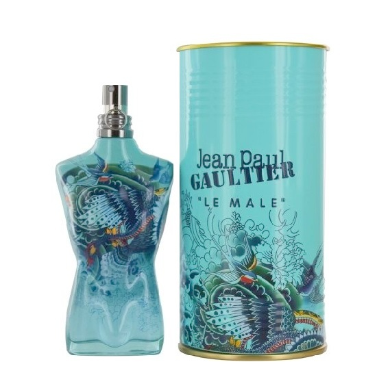 Jean Paul Gaultier Le Male Summer Cologne by Jean Paul Gaultier 4.2oz Cologne Tonique spray for Men