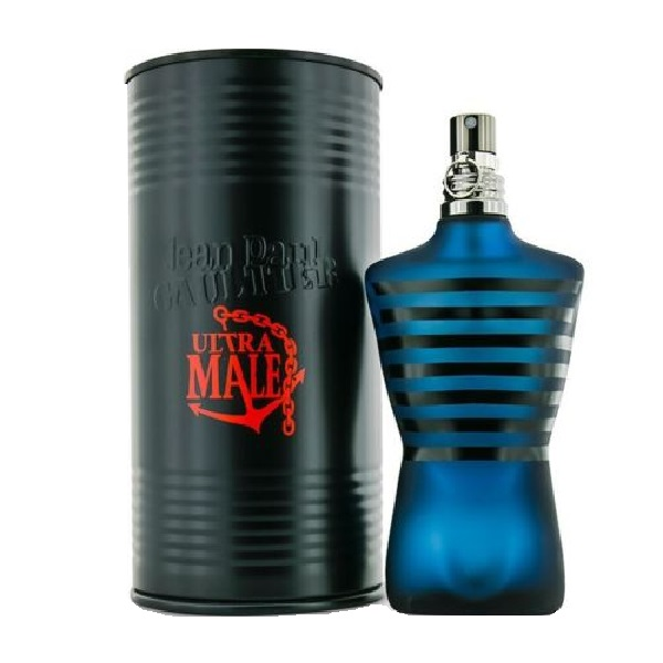 Jean Paul Gaultier Ultra Male Cologne by Jean Paul Gaultier 4.0oz Eau De Toilette spray for Men