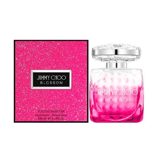 Jimmy Choo Blossom Perfume by Jimmy Choo 3.3oz Eau De Parfum spray for Women