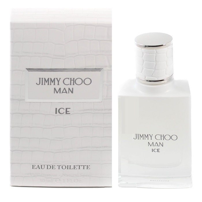 Jimmy Choo Ice Cologne by Jimmy Choo 3.3oz Eau De Toilette spray for men - Click Image to Close