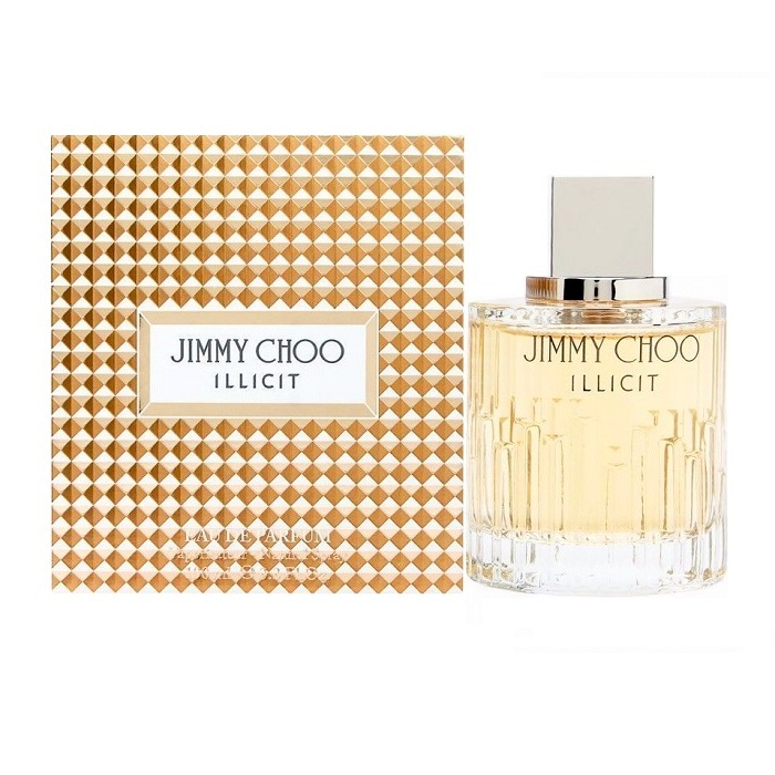 Jimmy Choo Illicit Perfume by Jimmy Choo 3.3oz Eau De Parfum spray for Women