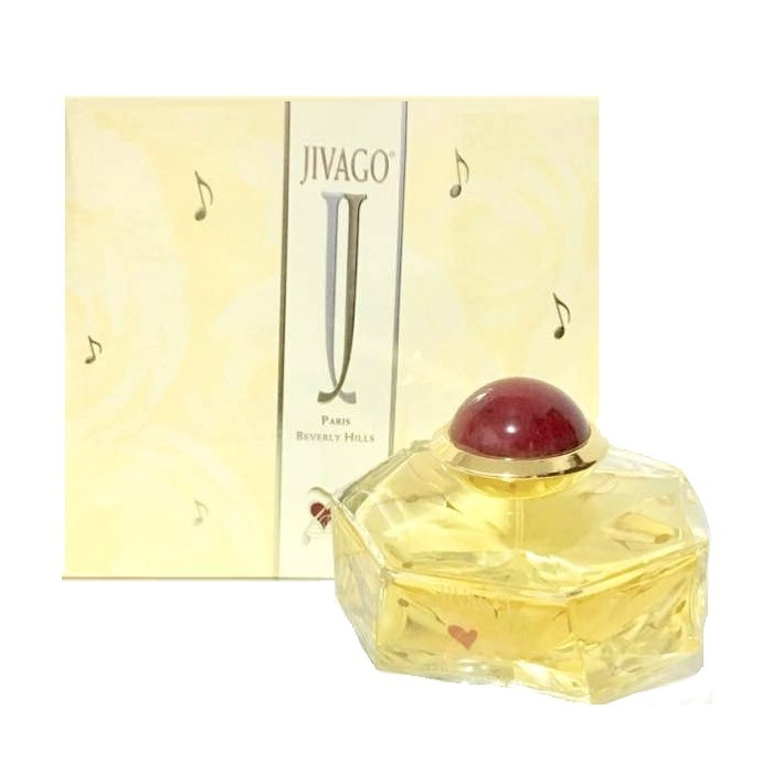 Jivago 7 Notes Perfume by Ilana Jivago 3.4oz Eau De Toilette Spray for women