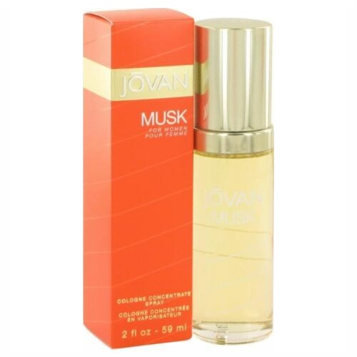 Jovan Musk Perfume by Jovan 2.0oz Cologne spray for women