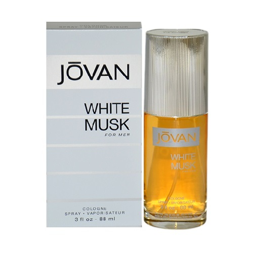 Jovan White Musk Cologne by Jovan 3.0oz Cologne spray for Men