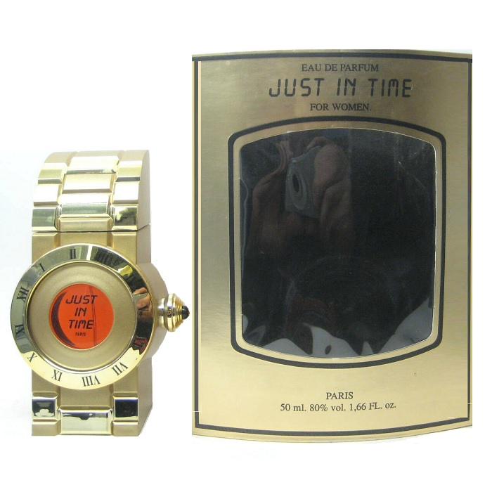 Just In Time Perfume by Just In Time Parfums 1.7oz Eau De Parfum Spray for women