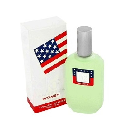 KO2 America Perfume by Diamond International 4.0oz Eau De Toilette spray for Women