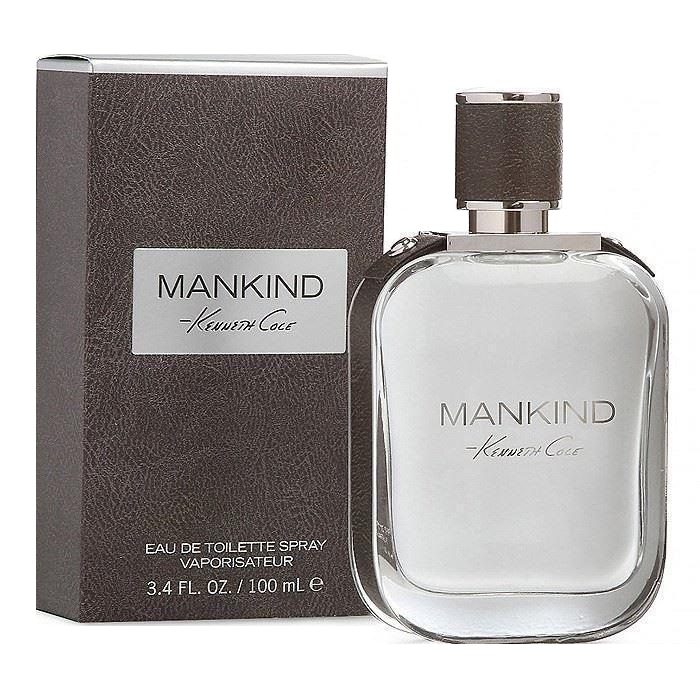Kenneth Cole Mankind Cologne by Kenneth Cole 3.4oz Eau De Toilette spray for men