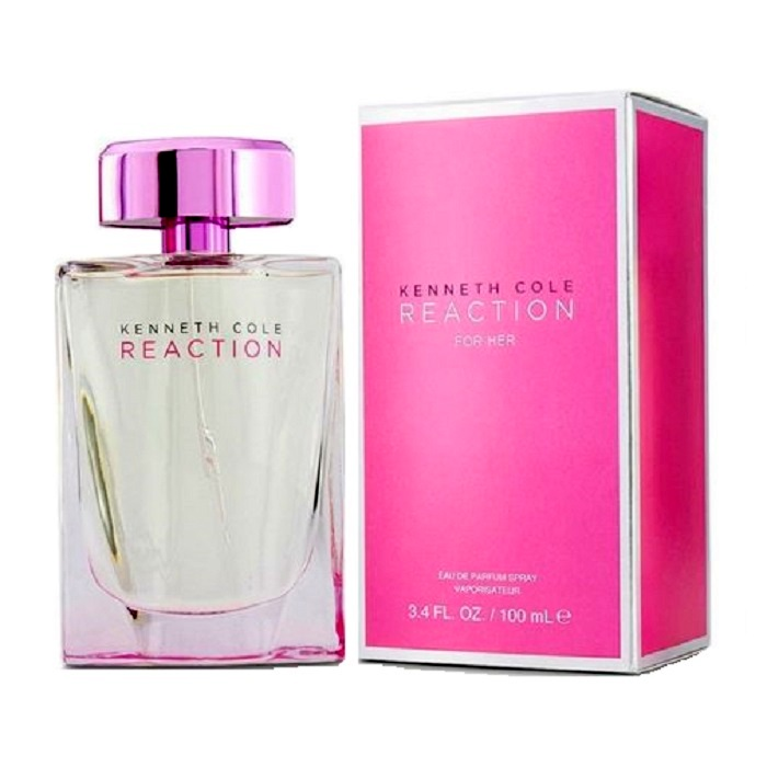 Kenneth Cole Reaction Perfume by Kenneth Cole 3.4oz Eau De Parfum Spray for women