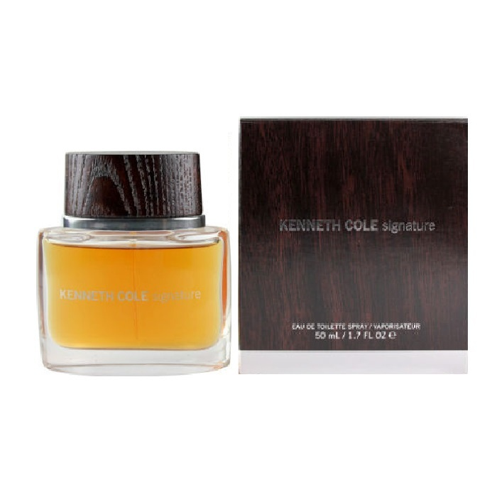 Kenneth Cole Signature Cologne by Kenneth Cole 1.7oz Eau De Toilette spray for Men