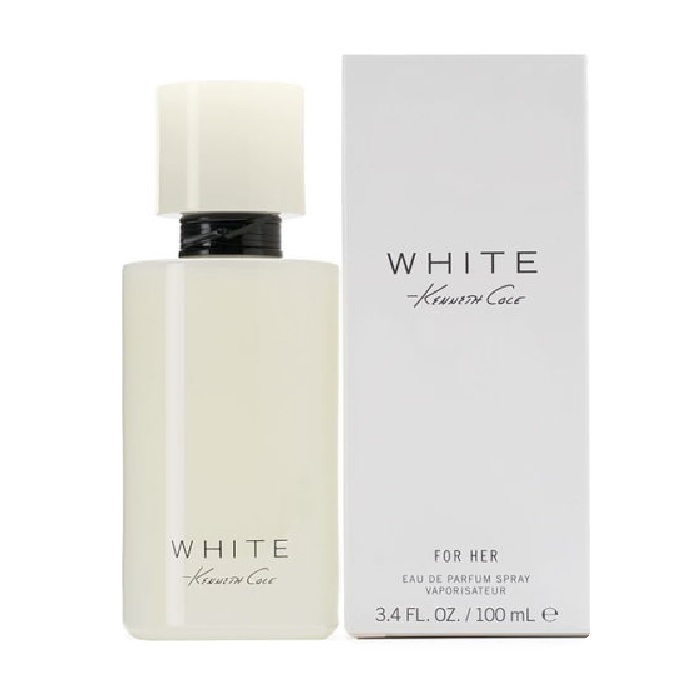 Kenneth Cole White Perfume by Kenneth Cole 3.4oz Eau De Parfum spray for women