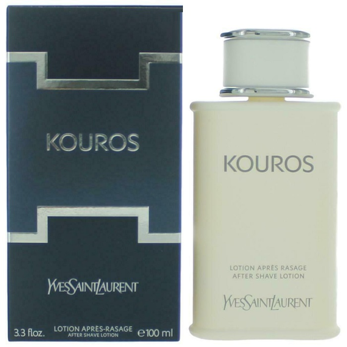 Kouros After Shave Lotion by Yves Saint Laurent 3.4oz for Men