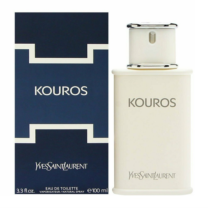 Kouros Cologne by Yves Saint Laurent 3.3oz Eau De Toilette Spray for men