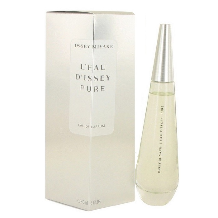 L'eau D'issey Pure Perfume by Issey Miyake 3.0oz Eau De Parfum spray for women