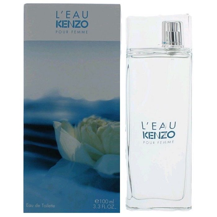L'Eau par Kenzo Perfume by Kenzo 3.3oz Eau De Toilette spray for women